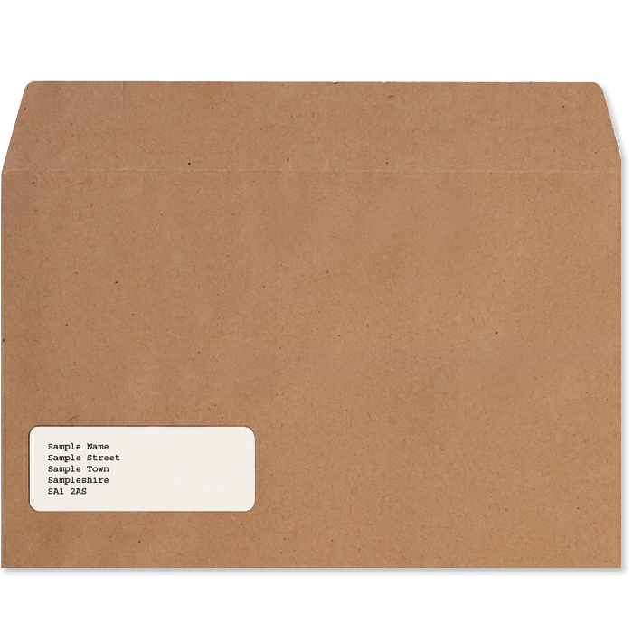 Sage Payslip Plus Envelope external 0636