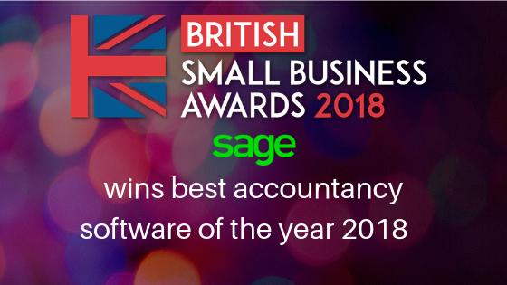 British small business awards logo